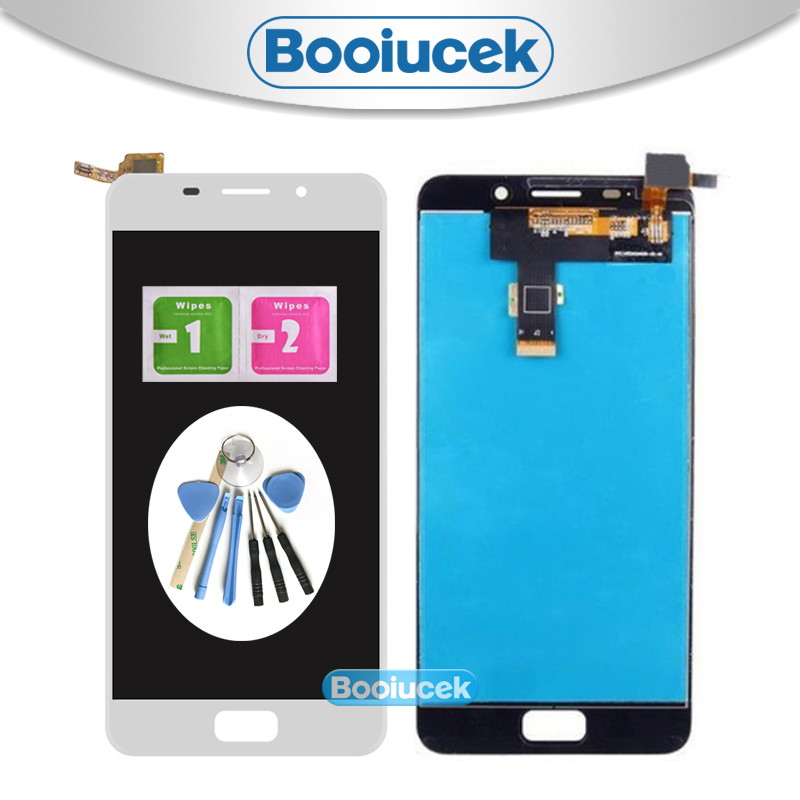 High Quality 5.2'' For <font><b>ASUS</b></font> Zenfone <font><b>3S</b></font> <font><b>Max</b></font> ZC521TL X00GD LCD Display Screen With Touch Screen Digitizer Assembly + Tool image