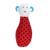 Bebé de la Felpa de Dibujos Animados Juguetes de Bolos con el Anillo de Bell Desarrollo Rattle Cama Cochecito de Bebé Accesorios iHanging Campanas de Juguete
