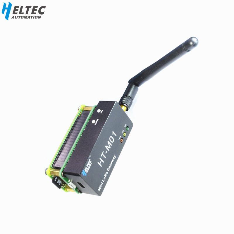 Mini IOT Lora gateway LoraWan SX1301 sx1255/57 lora 8 canal 433 MHZ/868 MHZ/915 MHZ para gateway integrado para Raspberry Pi