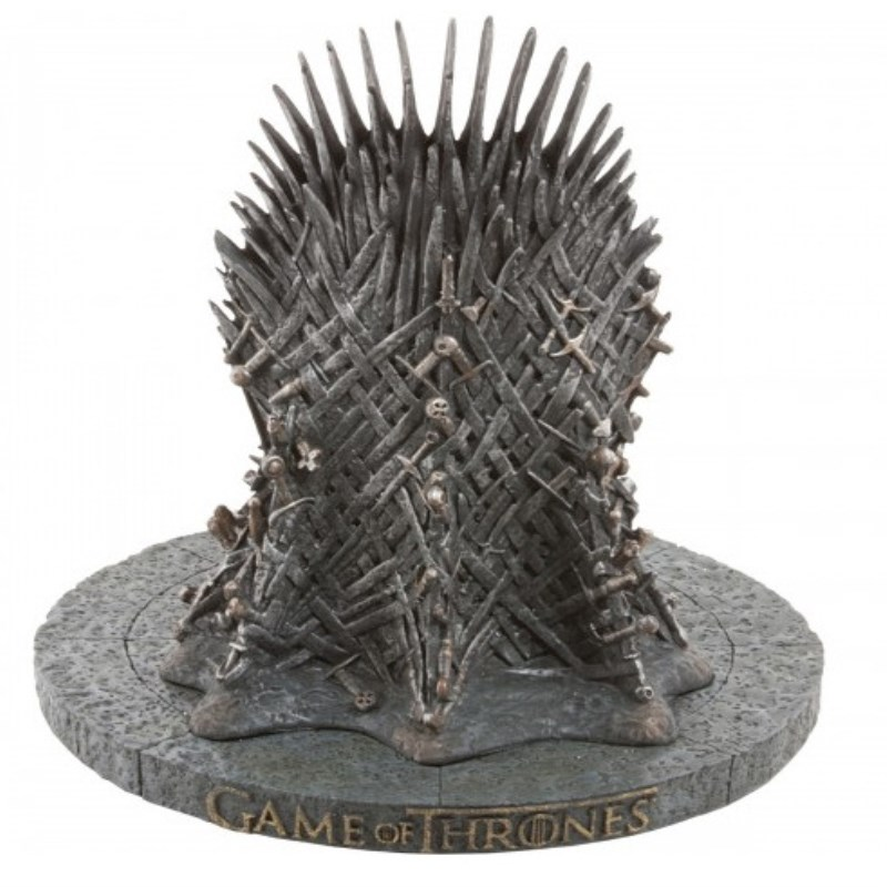 2018 Fashion 17cm Iron Throne Game Of Thrones A Song Of Ice And Fire Action & Toy Figures One Piece Action Figure Good Quality a song of ice and fire комплект из 7 книг карта