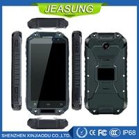 도매 원래 Jeasung X8-G 4.7 인치 IP68 방수 견고한 스마트 폰 2 + 16 기가바이트 MT6735 쿼드 코어 안드로이드 5.1 NFC, OTG