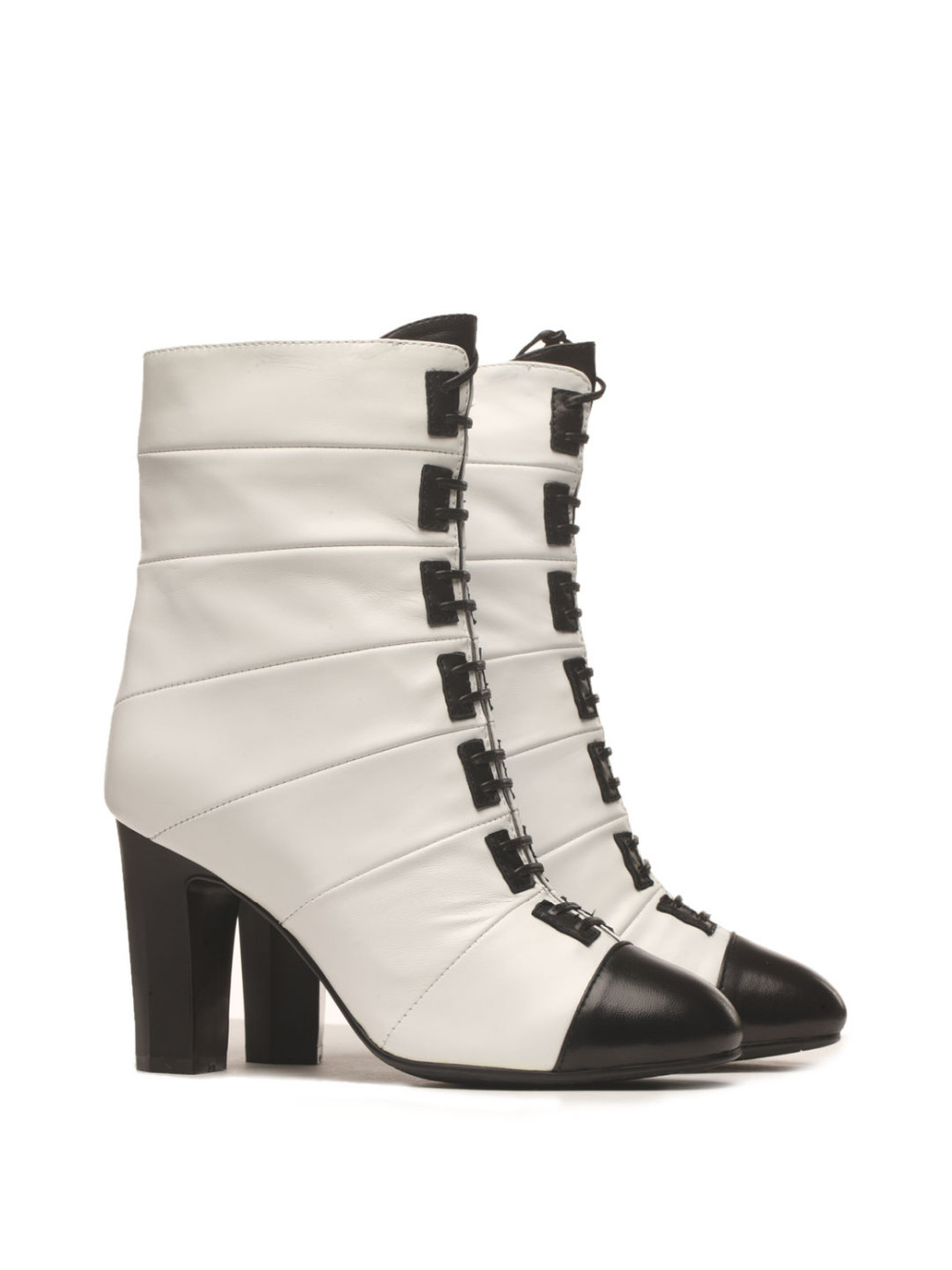 BASIC EDITIONS New Fashion Sexy Womens Ankle Boots High Heels Women Winter Autumn Boots Ladies Shoes F1329-60