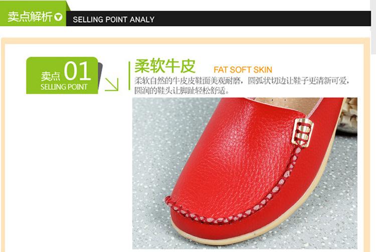 Kleuren korting Loafers Flats 5
