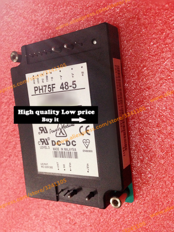 Free shipping NEW PH75F48-5 MODULE free shipping new pp15 12 5 ar module