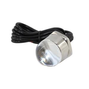 Image 3 - Lampe submersible en acier inoxydable décoration lumineuse LED, idéal pour la pêche dun bateau, idéal pour la nuit, rouge/bleu/vert, 12V, 10W