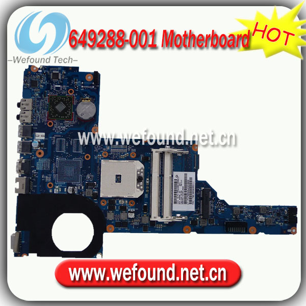 649288-001,Laptop Motherboard for HP G6-2000 Series Mainboard,System Board