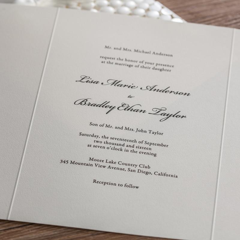 Invitations Chinese Personalized Custom European Marriage Wedding ...