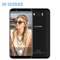 M HORSE Pure 3 Smartphone 5 7 Inch 18 9 Android 7 1 4GB RAM 64GB