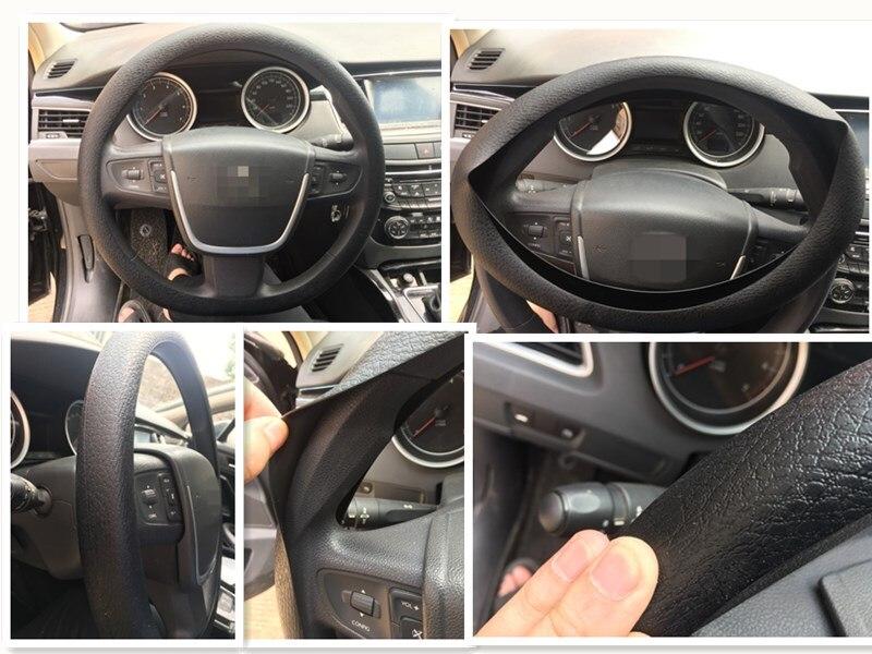 Auto Styling Stuurhoes Sticker Voor Chevrolet Cobalt Cruze 2 Epica Volt Camaro 6 Camaro 5 Malibu Nubira Rezzo Traverse Om Zowel Thuis Als In Het Buitenland Bekend Te Zijn Voor Uitstekende Afwerking, Bekwaam Breien En Een Elegant Ontwerp