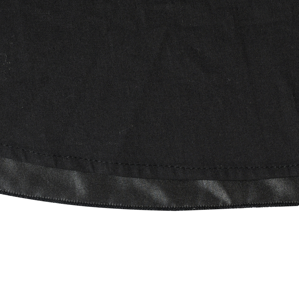 Girls Dress Back School Black White Bow Tie School Uniform Size 6-12