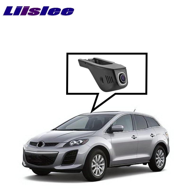 LiisLee Car Black Box WiFi DVR Dash Camera Driving Video Recorder For Mazda CX-7 2006~2012 liislee car black box wifi dvr dash camera driving video recorder for citroen ds 5 ds5 2015 2017