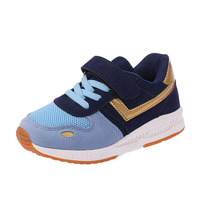Children Sneakers Autumn New Boys Casual Running Shoes Girls Breathable Soft Bottom Leather Sneakers