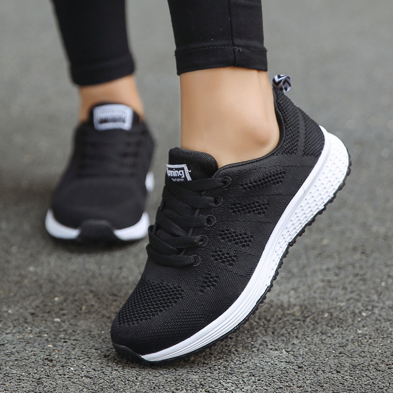 Women Sneakers Shoes Woman Casual Shoes Fashion Zapatos De Mujer Tenis Feminino White Sneakers Trainers Women Baskets Femme