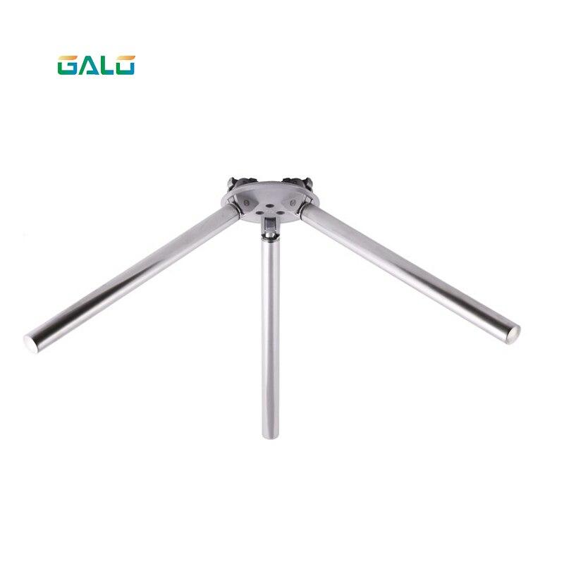 High Quality Semi Automatic Tripod Turnstile Mechanism (mechanism&tripod Arms&control Board&LED Light)