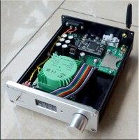 2016 New Breeze Audio HiFi Lossless Transmission Decoder Wireless Transmission WAV APE SD U Disk Audio