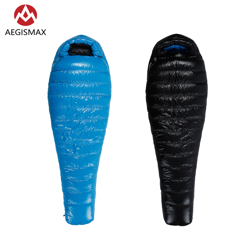 Ultralight Down Sleeping Bag Mummy Bag Perfect for Backpacking Hiking Tent Camping Sleeping Bag with Compression Sack Included outdoor winter camping tent backpacking mummy sleeping bag