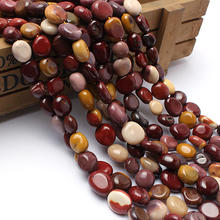 Natural Stone Beads 8-10mm Irregular Mookaite Jasper For Jewelry Making Bracelet Necklace 15inches