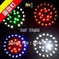 Shinning Светодиодная Подсветка для Больших Воздушных Змеев с выключателем/свет (лампа) с зажимом, 30 цветов свет, frss доставка