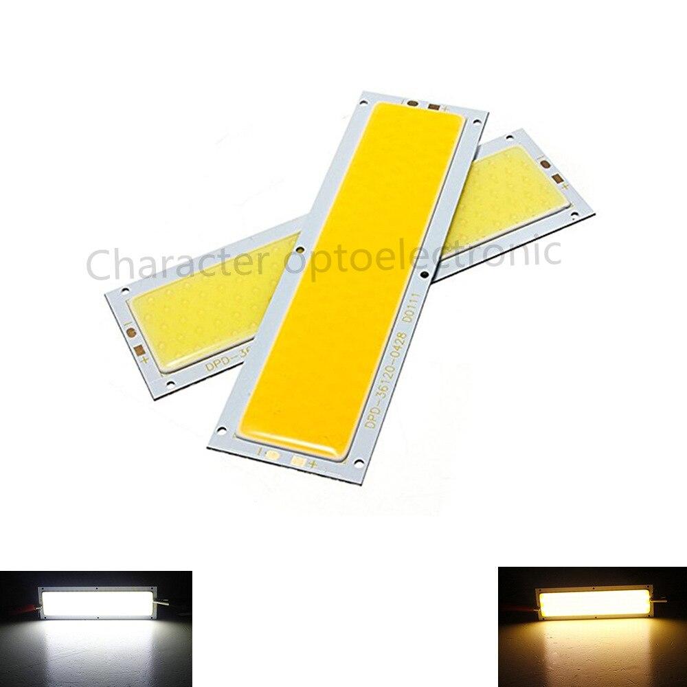 12V LED Chip Panel DIY Flood Light Super Bright 10W 50W Bead