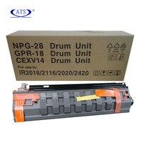 1PCS drum unit NPG 28 GPR 18 CEXV14 for Canon IR 2016 2116 2020 2420 compatible IR2016 IR2116 IR2020 IR2420