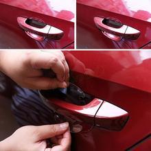 Car Exterior Transparent Sticker for Handle Protection
