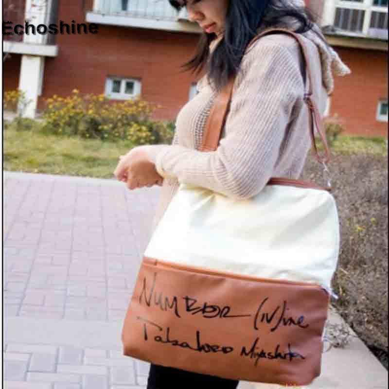 Hot Sale 2016 Women Fashion Big Size Sheer Canvas Handbag Rucksack School Bag Shoulder Evening Bags gift wholesale B10 yls147 women lace shell handbag sweet lady baguette hot sale women s evening bag