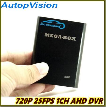 720 P 25FPS 1CH AHD DVR com 4 tipos de modo de gravação de vídeo. detecção de movimento De Autopvision