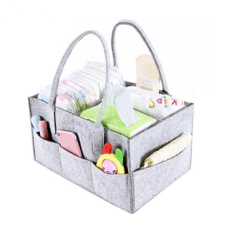 Bébé couches Nappy sac à langer momie sac bouteille stockage multifonctionnel maternité sacs à main organisateur poussette accessoires