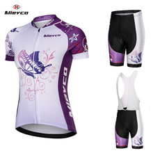 Quick Dry Summer Cycling Jersey Set Women Breathable Team Racing Sport Bicycle Jersey Cycling Clothing MTB Bike Jerseys 2019 men summer cycling shorts down hill mtb bike bicycle ridding racing breathable quick dry clothing for outdoor sports