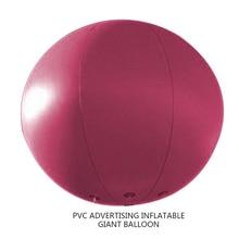 2 м ПВХ рекламный надувной гигантский шар
