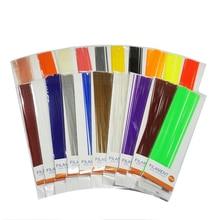 200 Meters 20 Random Colors Bags 1.75mm Filament 3D Pen Material Printing PLA Threads