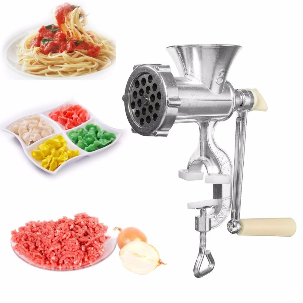 Meat Mrinder Grinder Pasta Noodles Maker for Pasta Maker Noodles Sausage Stuffer Milling Coffee Making Soya bean Milk Maling