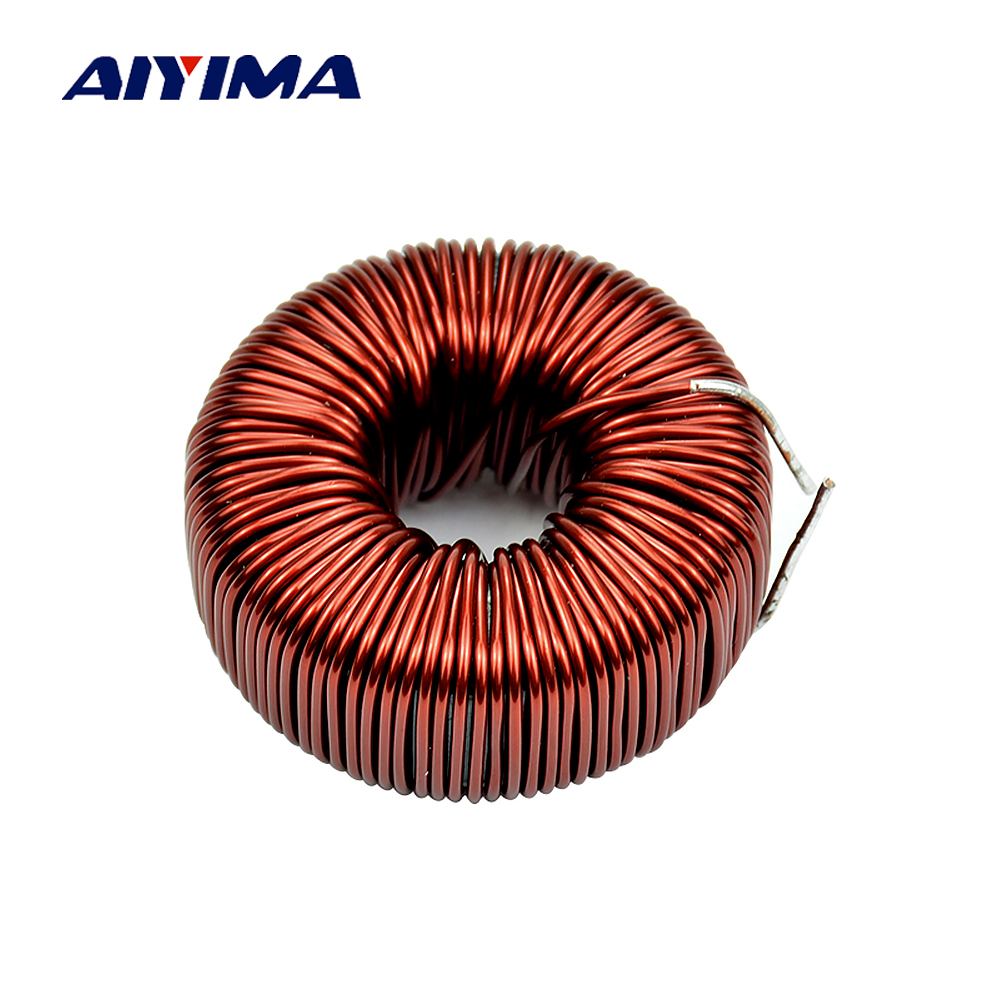 Aiyima Sendust Magnetic Coil Inductor 30mh 90a Inductance 1000 Coils Of Copper Wire Are Commonly Used In Electrical Inductors 3000w Inverter Inverters Converters From Home Improvement On Alibaba