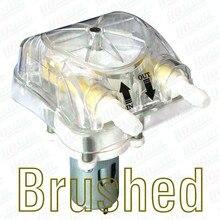 250 мл/мин., 24Vdc перистальтический насос со сменными напор насоса и FDA PharMed BPT перистальтического трубки