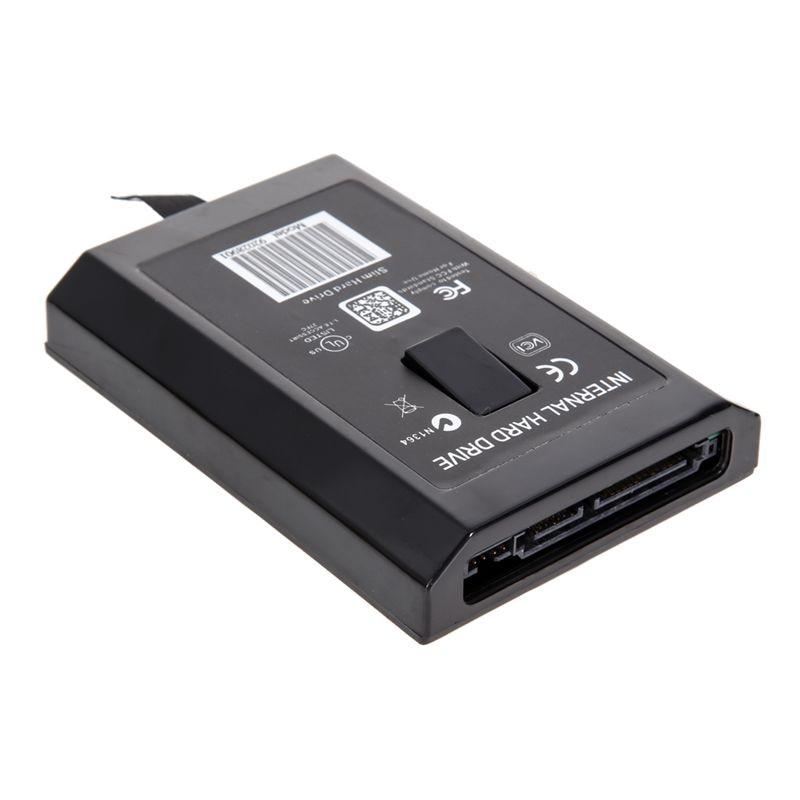 High Quality 120GB Internal Hard Drive Disk HDD For Microsoft Xbox 360 Slim 120GB New