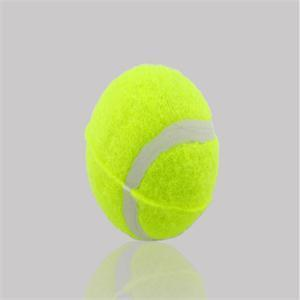 High Quality 1 PCS Professional Standard High Resilience Durable Tennis Sports Training Balls For Beginners