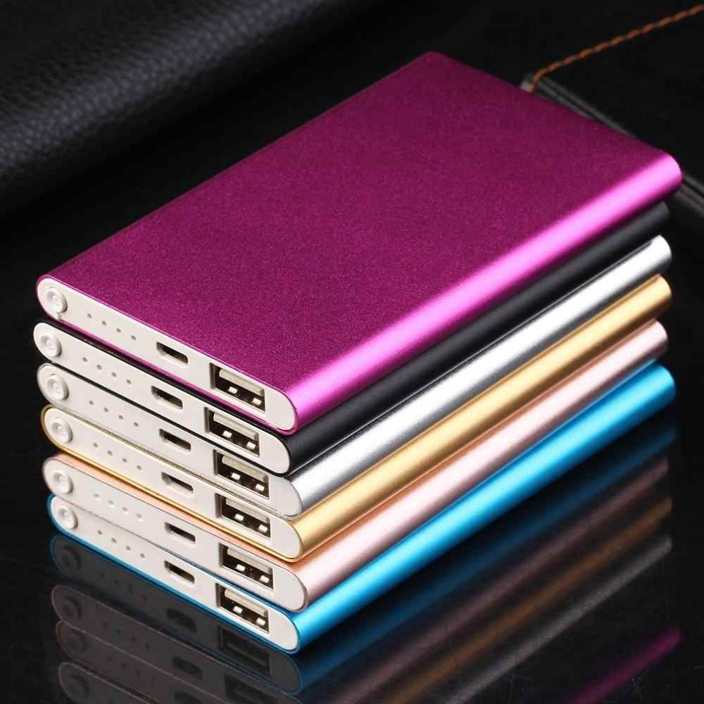 Super Slim 15000mah Power Bank External Battery PoverBank Powerbank Portable Phone Charger for Xiaomi MI iphone X XS Huawei P30