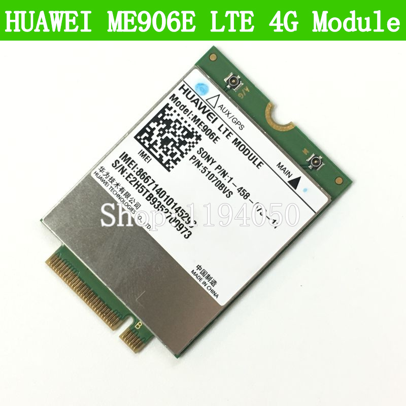 HUAWEI ME906E MU736 ME906J ME906V ME906E LTE 4G module NGFF interface Penta-band HSPA/WCDMA 3G 4G CARE NET telit ln930 dw5810e m 2 twh3n ngff 4g lte dc hspa wwan wireless network card for venue 11