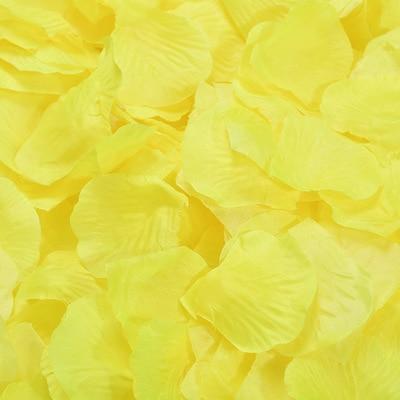2000pcs/lot Wedding Party Accessories Artificial Flower Rose Petal Fake Petals Marriage Decoration For Valentine supplies 18