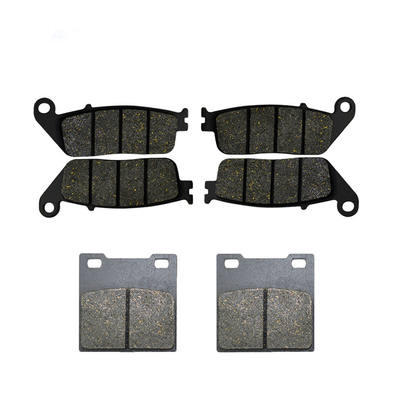 Motorcycle Parts Front & Rear Brake Pads Discs Kit for SUZUKI GSX400 GSX 400 94-96 GSF600 GSF 600 Bandit GK79A 95-99 RF600 93-97 motorcycle brake pads front disks for suzuki gsx 750 fw fx fy fk1 fk6 katana 1998 2206 motorbike parts fa231
