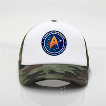 9bdac5b6ecda5 Fashion hat Star Trek II Picture Print Baseball Cap Men and Women Fashion  Summer Sun Hat