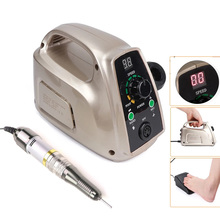 65W Electric Nail Drill Machine 35000RPM Nails Grinder Manicure Tools Pedicure Nail Milling Machine недорго, оригинальная цена