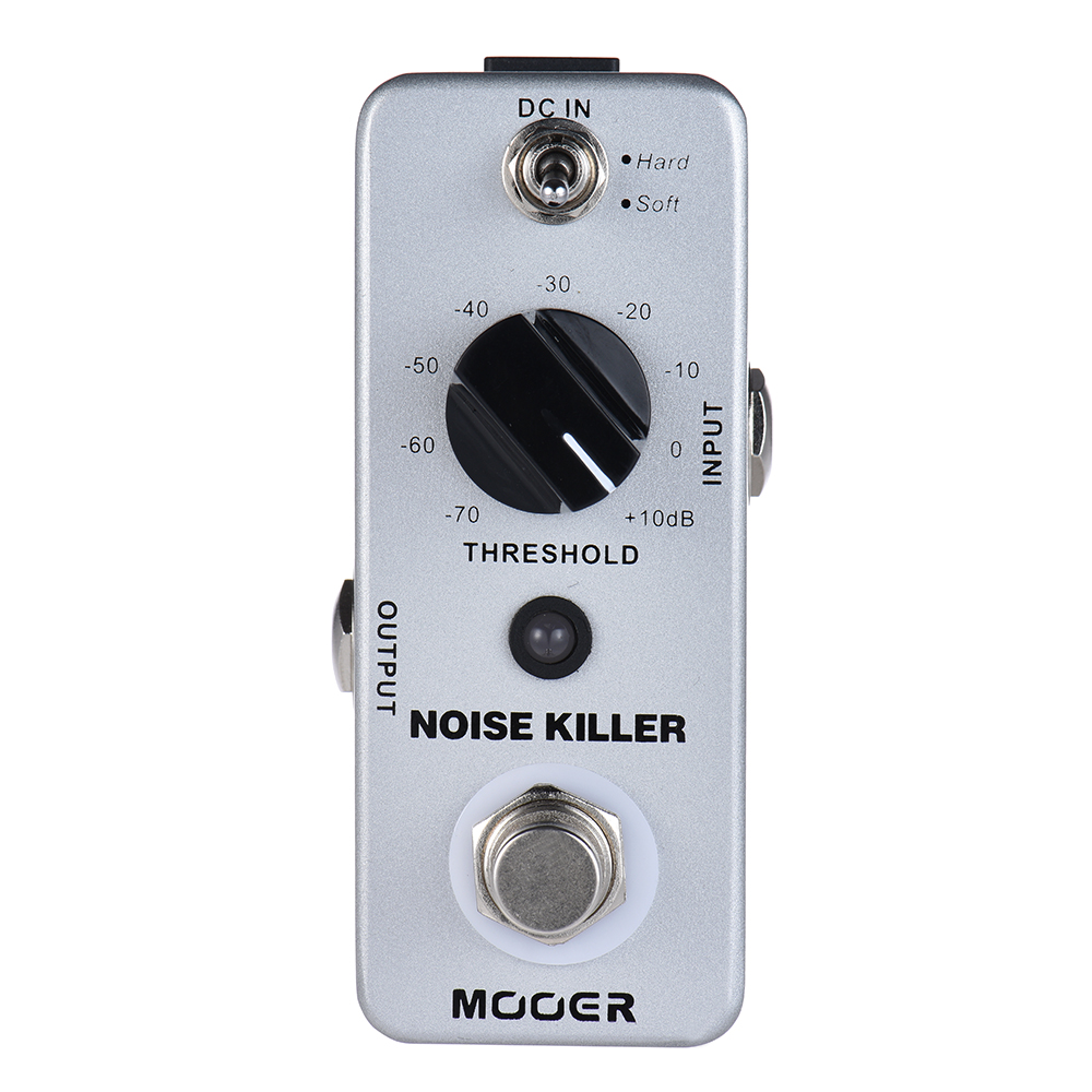 buy mooer micro noise killer 2 working modes hard soft noise reduction guitar. Black Bedroom Furniture Sets. Home Design Ideas