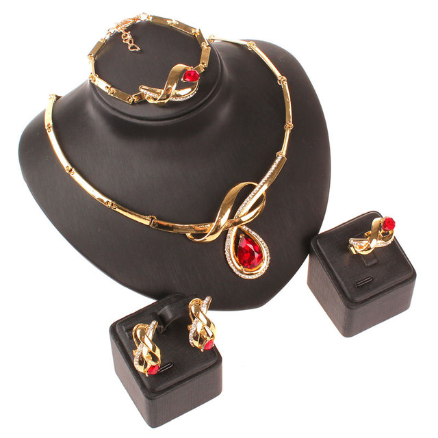 Knot Jewelry Set