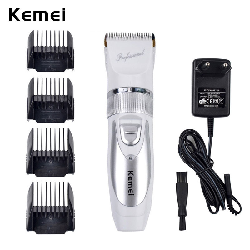 100V-240V Rechargeable Electric Shaver Professional Hair Clipper For Men/Child Trimmer Low Noise 5-Mode Machine To Haircut Hair цена