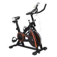 Новые домашние упражнения Велоспорт YS S04 тренировочный Велосипед прочный вертикально упражнения Велосипедный спорт динамический чувство