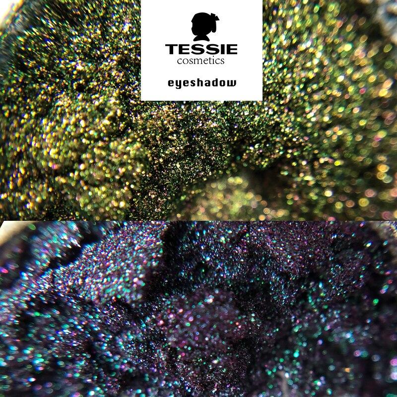atacado 1 grama real camaleao camaleao pigmento sombra multi chrome sombra pos prismaticos ceu nascido
