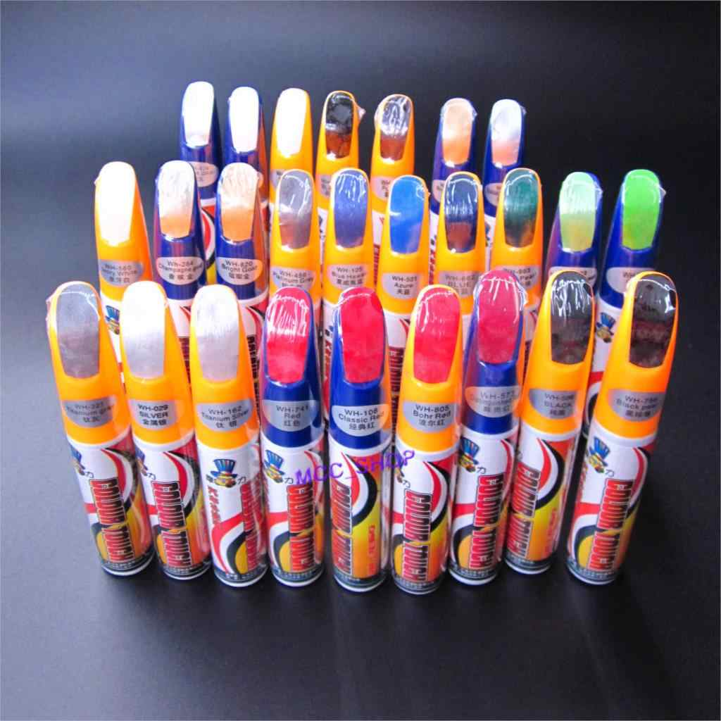 PRO Painting Pen Car Scratch Repair for Simoniz Clear Pens Packing car styling car care 63 colors
