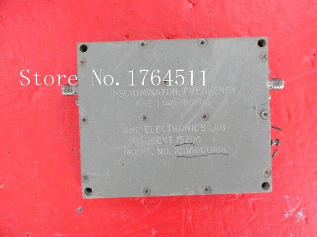 [BELLA] RHG 1CD60C01BA 0.14-0.18GHz SMA 15V supply amplifier[BELLA] RHG 1CD60C01BA 0.14-0.18GHz SMA 15V supply amplifier