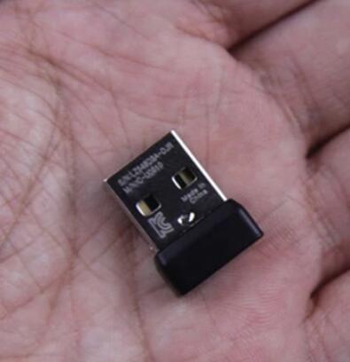 1pc Original Usb Receiver For Logitech M950 M325 M235 M310 M525 M705 Single Channel Receiver